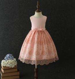 Meisjeskleding Feestjurk Elize - roze