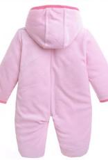 Babykleding Dieren Meisjes Boxpakje met capuchon - roze