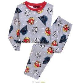 Jongenspyjama's Angry Birds Star Wars Pyjama - grijs