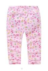 Meisjespyjama's Hartjes en Snoepjes Meisjes Pyjama - roze