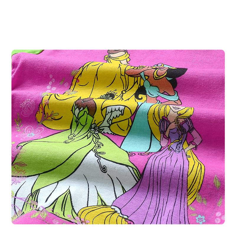 Meisjespyjama's Disney Prinsesjes Meisjes Pyjama - groen / paars