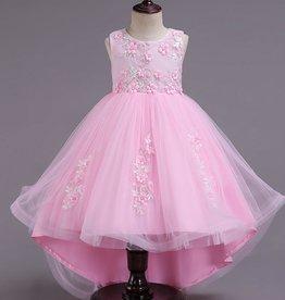 Meisjeskleding Feestjurk Camila - roze