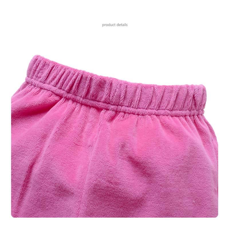 Meisjespyjama's Tweety Meisjes Pyjama - fleece - roze (fuchsia)