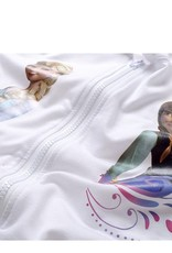 Meisjeskleding Frozen Meisjes Sweatvest 7 - wit