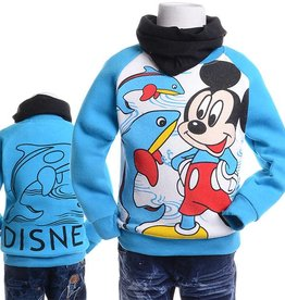 Jongenskleding Mickey Mouse Sweater 2 - blauw