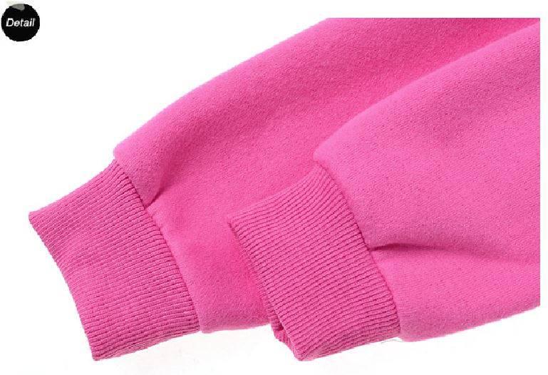 Meisjeskleding Minnie Mouse Meisjes Sweatvest 3 - roze