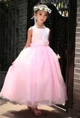 Meisjeskleding Meisjes Feestjurk Sasha - roze