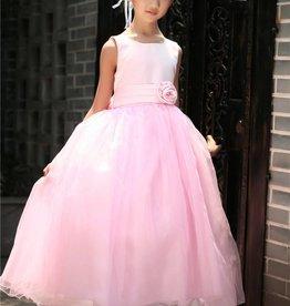 Meisjeskleding Feestjurk Sasha - roze