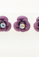Haardecoratie Accessoires voor meisjes - Haarspeld - HS-02-L - lila