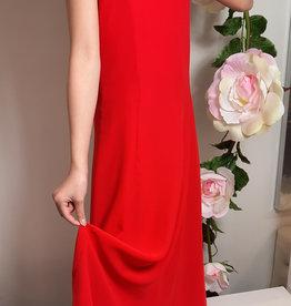 Meisjeskleding Feestjurk Maxima - rood