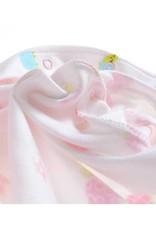 Babykleding Schildpadjes Meisjes Boxpakje - wit / roze