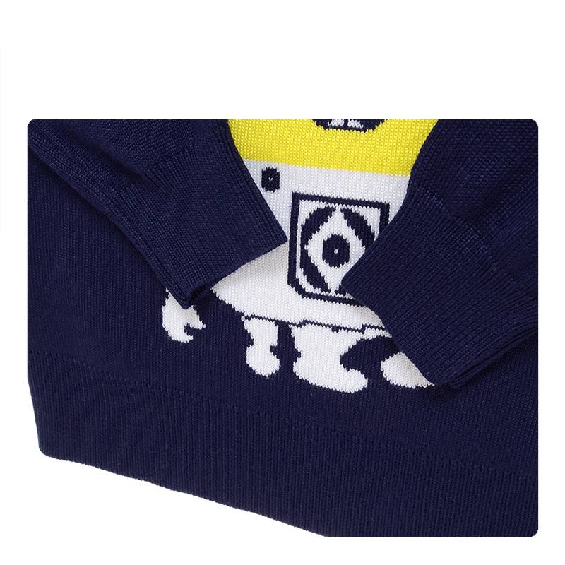 Jongenskleding Minions Jongens Sweater - blauw