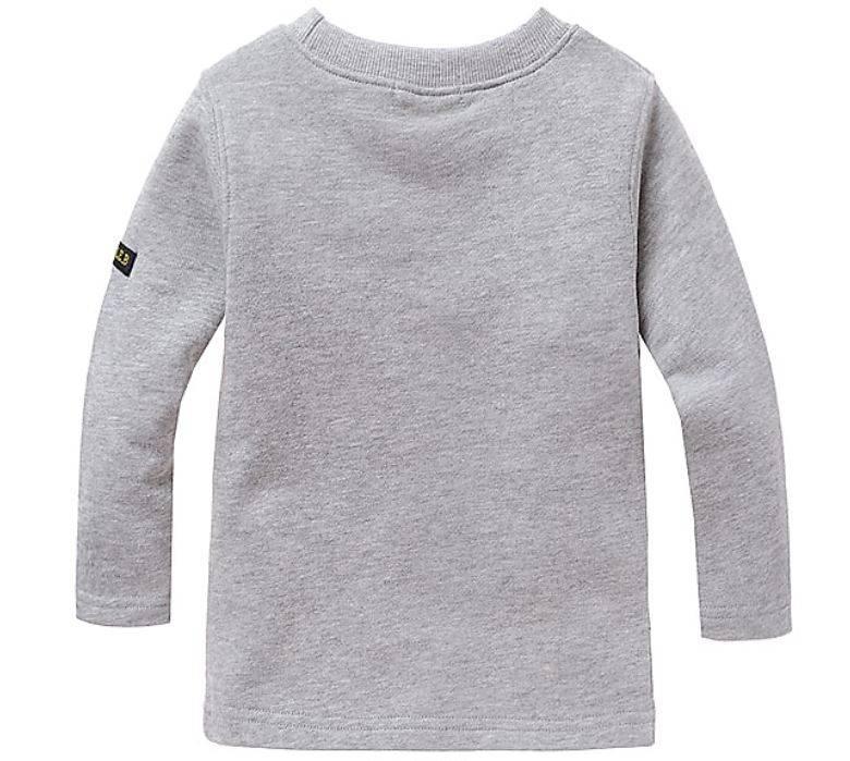Jongenskleding Beertjes Supermarkt Jongens Sweater - grijs