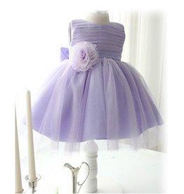 Meisjeskleding Feestjurk Luna - lavendel