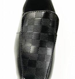 Jongensschoenen Instappers - zwart