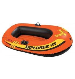 Intex Explorer Pro 100 Opblaasboot 1-pers.160x94x29cm 6jr+