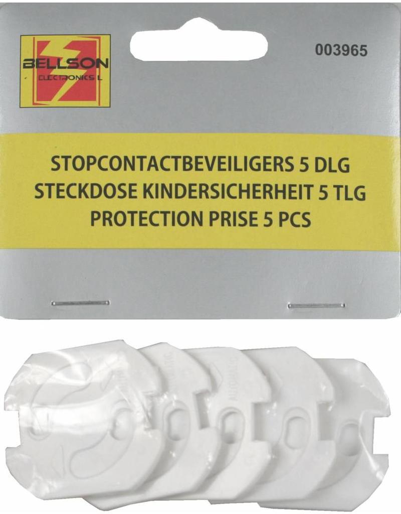 Stopcontactbeveiligers 5dlg