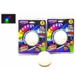 Magic Rainbow Stuiterbal met licht