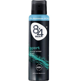 8x4 Spray 150ml Sport