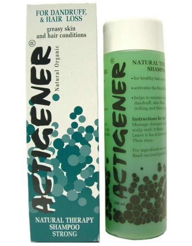 Actigener Shampoo 250ml Strong