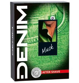 Denim After Shave Musk 100ml.