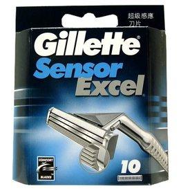 GILL. Sensor Excel 10 mesjes