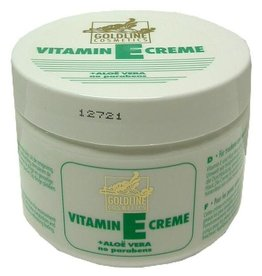 Vitamine E-Creme Groen (gevoelig) 250ml
