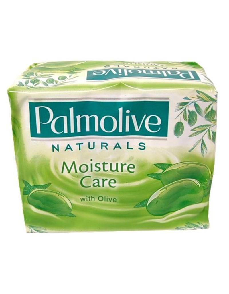 Palmolive Moisture Care Olive zeep 4x90gr.