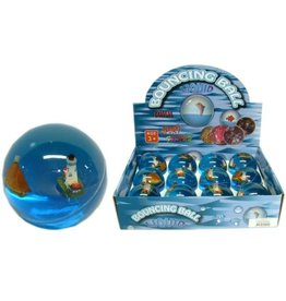 Liquid Bouncing Ball 80mm URK per 12 in display