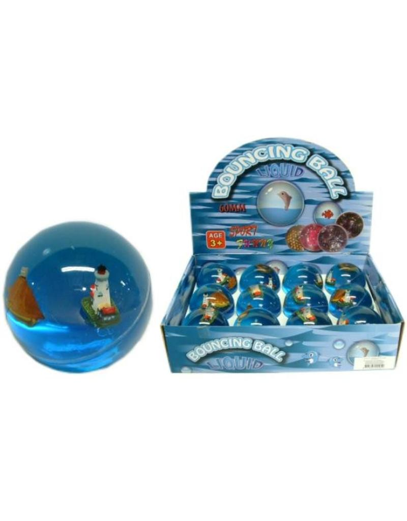 Liquid Bouncing Ball 80mm URK