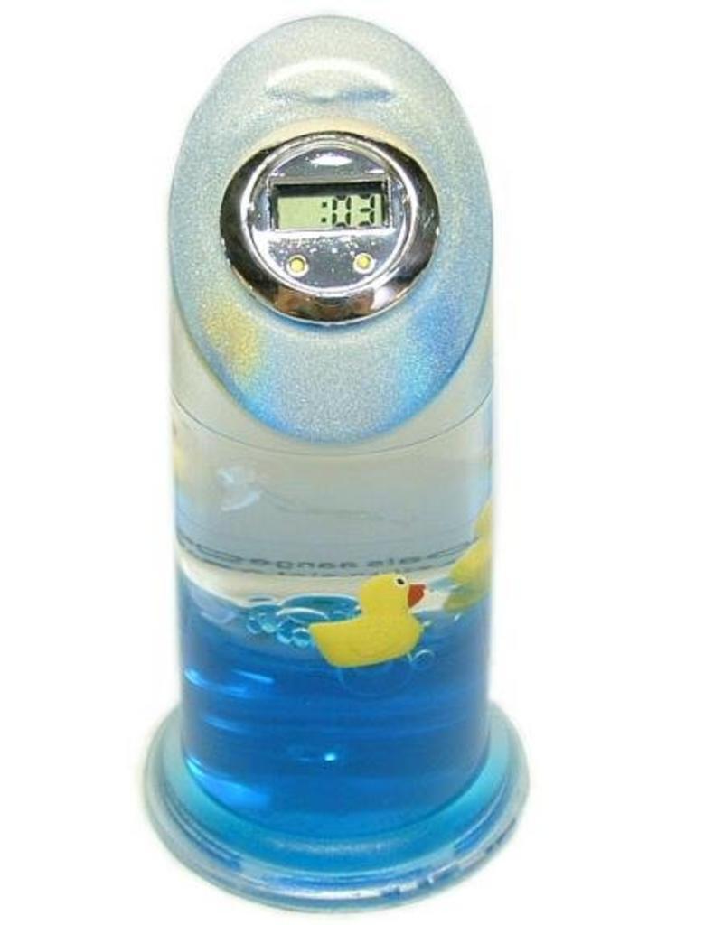 Liquid Stick +Gele Eend h=11cm
