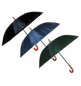 Paraplu mix 120cm 16 banen.3 Assorti Kleur