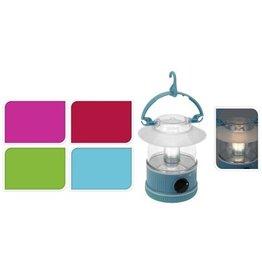 Campinglampje staand of hangend (Batterij)