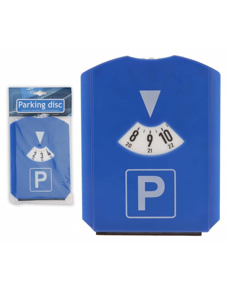 Parkeerschijf +raamkrabber/wis