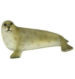 Zeehond liggend 28cm