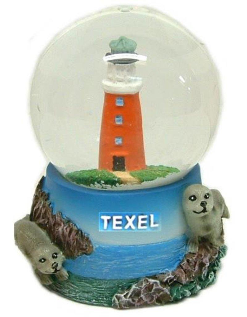 Waterbol Vuurtoren Texel 45mm
