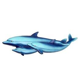 Dolfijn 40x13cm