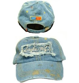 Cap WashedJeans Eagle-Fly 58cm