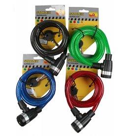 Kabelslot 187 12x1500 4 assorti kleur