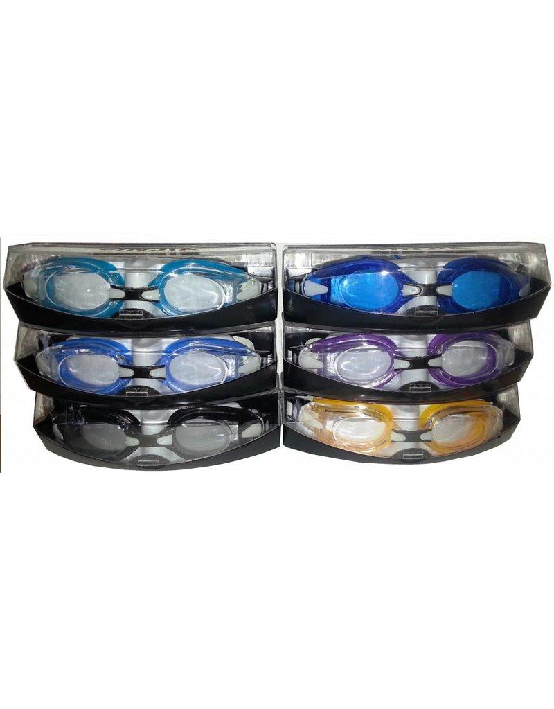 Chloorbril in Koker