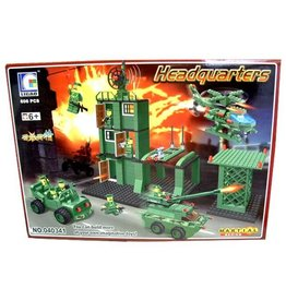 Headquarters Bouwstenen 606pcs