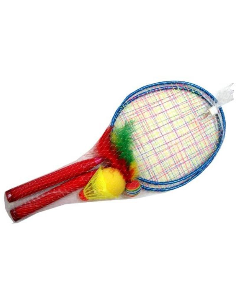 Mini Badmintonset 5 delig