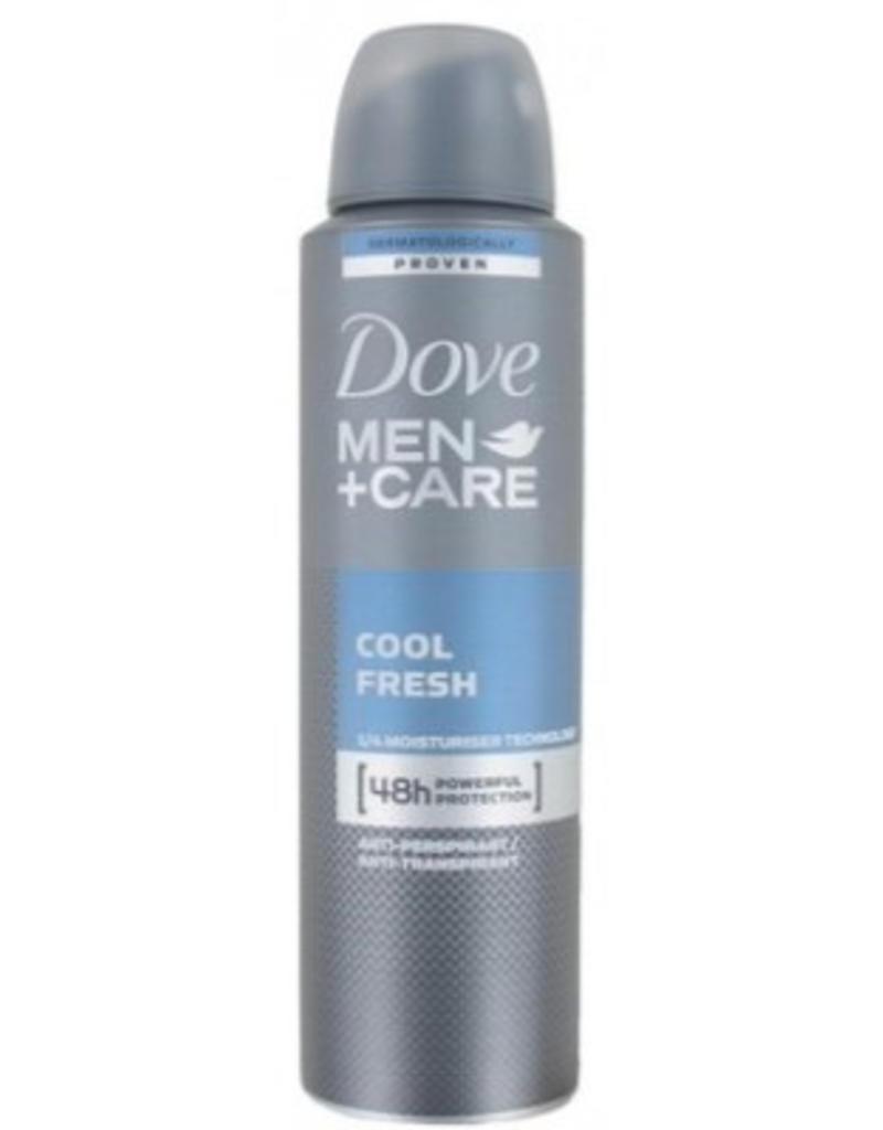 Dove Deospray Men Care Cool Fresh 150ml.
