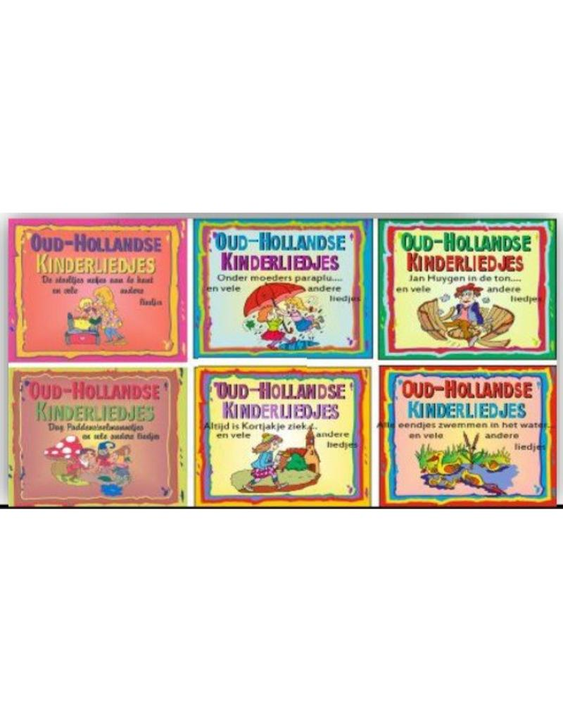 Oud-Hollandse Kinderliedjes 6 ass.