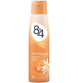 8x4 Spray 150ml. Wild Flower