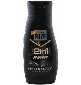 Body-X Fuze Douche Hair & Body Energy 300ml