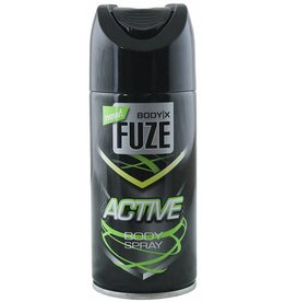 Body-X Fuze Deo Men Active 150ml