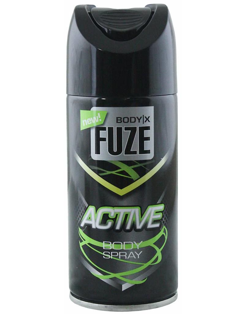 Body-X Fuze Deo Men Active 150ml