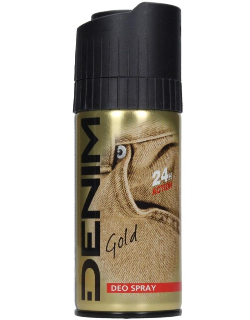 Denim Deospray Gold 150ml