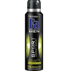 Fa Deospray Men Sport Energy Boost 150ml